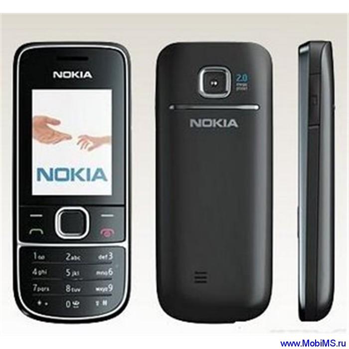 Прошивка для Nokia 2700 Classic RM-561 v.09.98