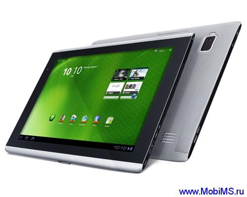 Официальные прошивки для Acer Iconia TAB A501