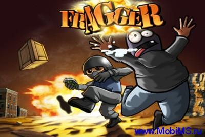 Игра Fragger для Nokia Symbian^3