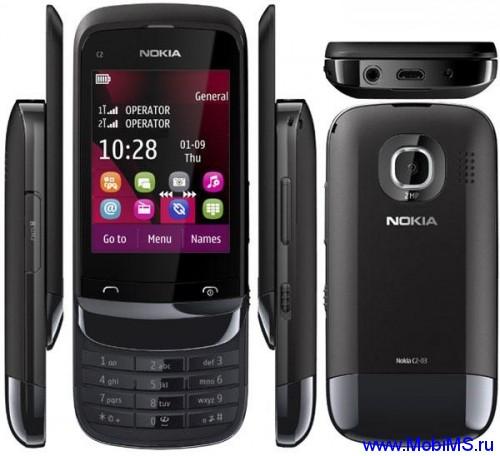 Прошивка для Nokia C2-03 RM-702 Gr.RUS sw-07.29