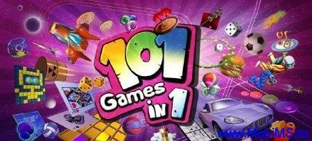 Сборник из 101 игр для Android