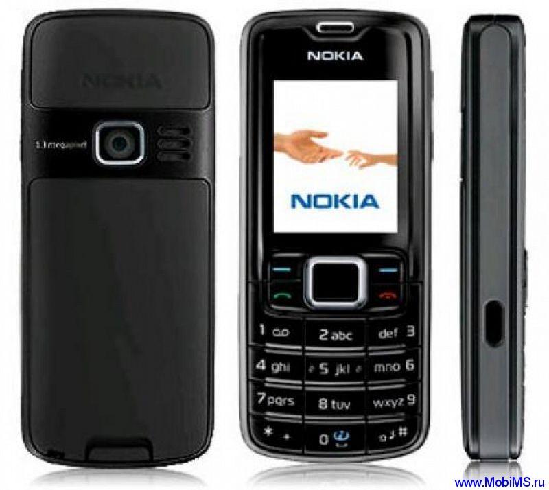 Прошивка для Nokia 3110c RM-237 RUS 8.00 sw-07.21 Light