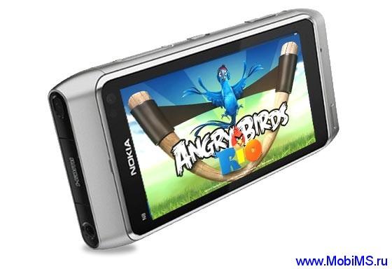 Angry Birds 4 версии для Nokia (Symbian^3)