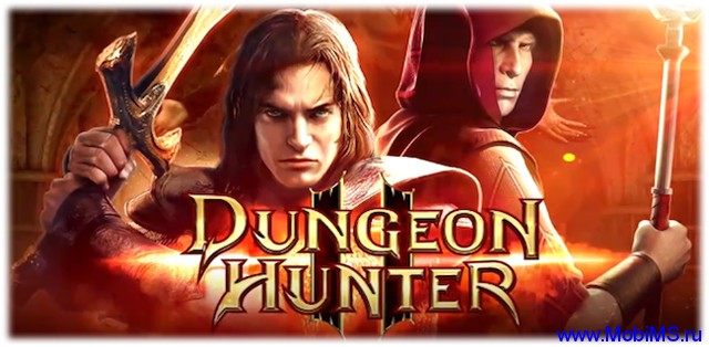 Игра Dungeon Hunter 2 HD для Nokia Symbian^3 (Anna, Belle)