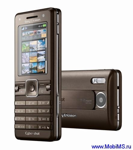Прошивка для Sony Ericsson K770 (R8BC004)