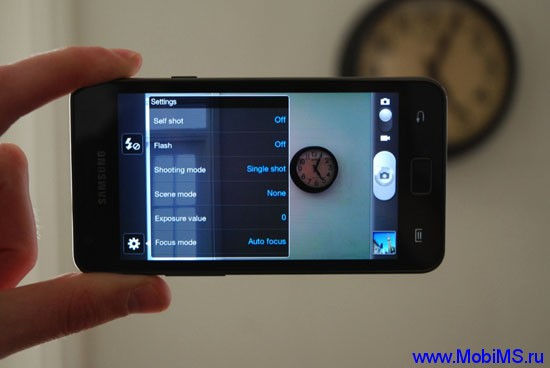 Samsung GalaxyS2 Camera Firmware Update