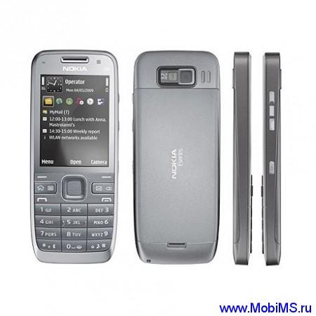 Прошивка для Nokia E52 RM-469 Gr.RUS sw-071.004