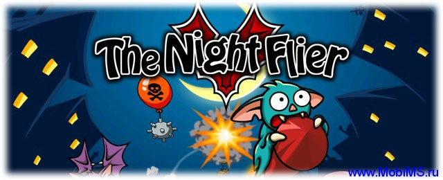 Игра The Night Flier для Nokia Symbian^3 (Anna, Belle)