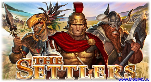 Игра The Settlers HD для Nokia Symbian^3 (Anna, Belle)