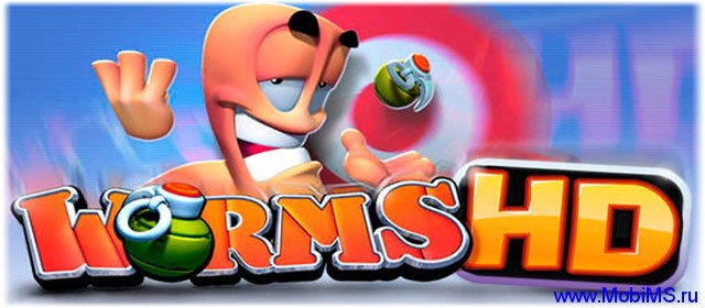 Игра Worms HD для Nokia Symbian^3 (Anna, Belle)