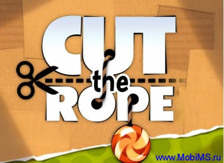 Игра Cut the rope 1.0 для Nokia  s60v5 s^3