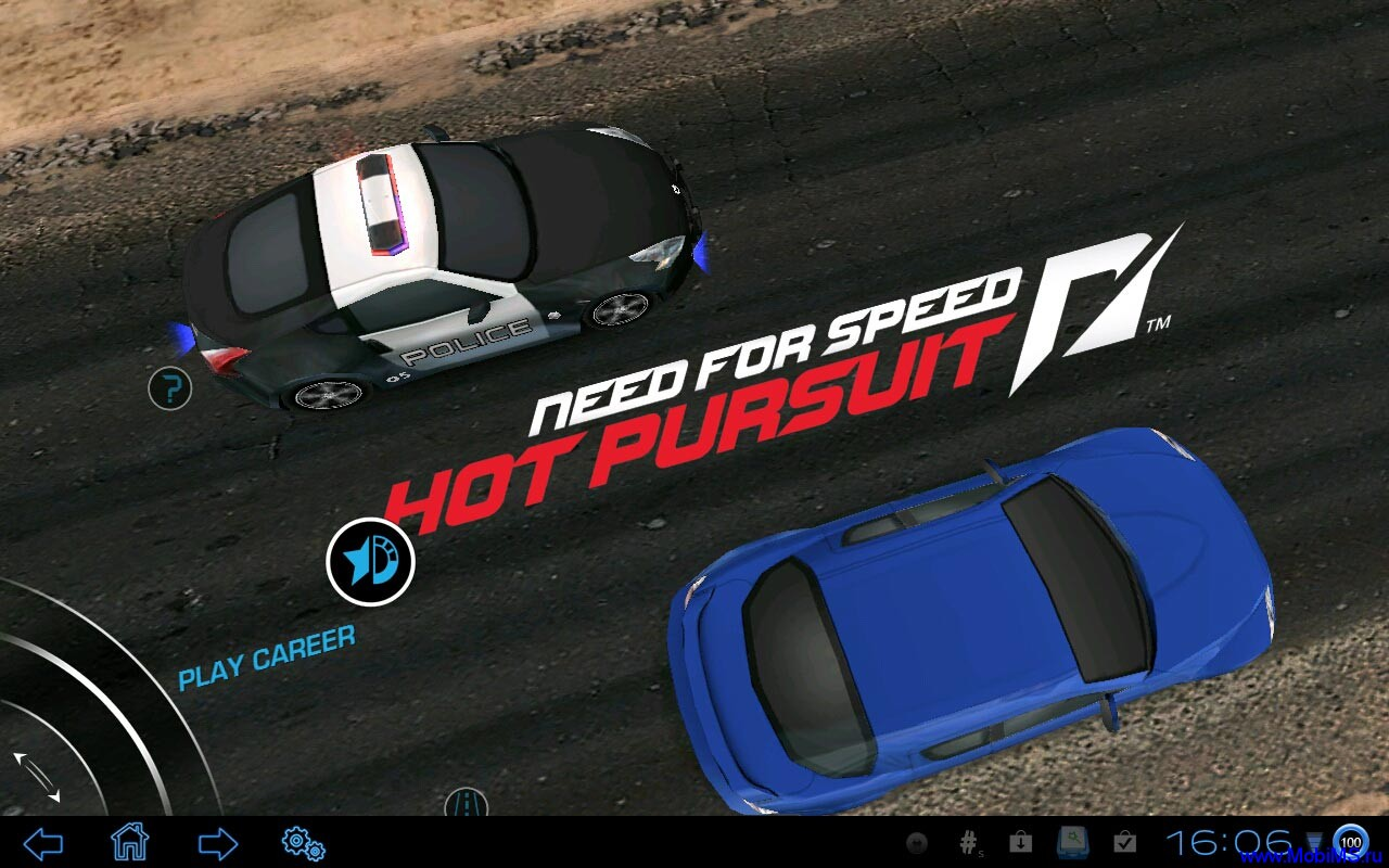 Need for Speed: Hot Pursuit (обновлено до версии 1.0.62) для Android