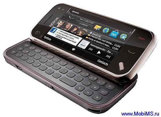 Прошивка для Nokia N97 Mini RM-555 Gr.RUS sw-30.0.004