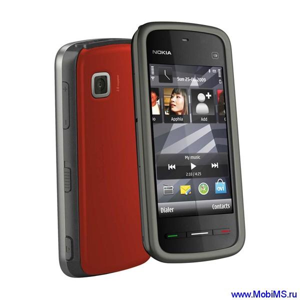 Прошивка для Nokia 5230 RM-588 Gr.RUS sw-51.0.002