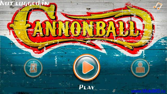 Игра Cannonball для Nokia