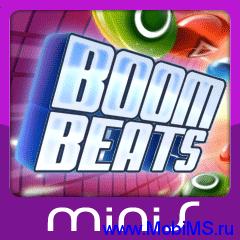 Игра Boom Beats для Nokia X7, E7, C7, N8, C6-01