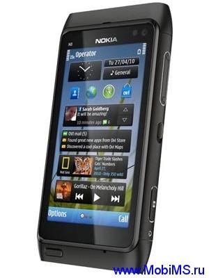 Прошивка для Nokia N8-00 RM-596 Gr.RUS sw-111.030.0609