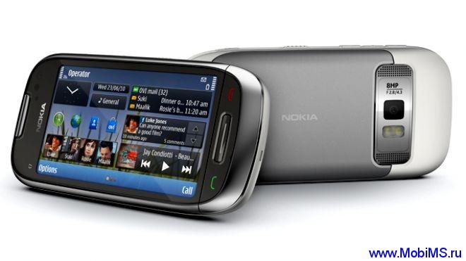 Прошивка для Nokia C7-00 RM-675 Gr.RUS sw-111.030.0609