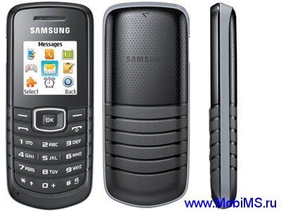 Прошивки E1080iXEIL2 и E1080iXEJB1 для Samsung E1080i