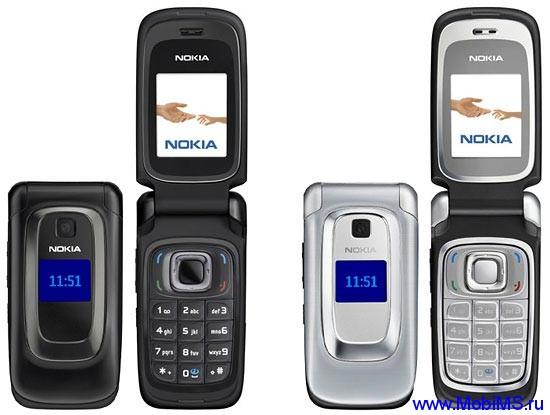 Прошивка для Nokia 6085 RM-198 19.0 RUS sw-06.00 Light