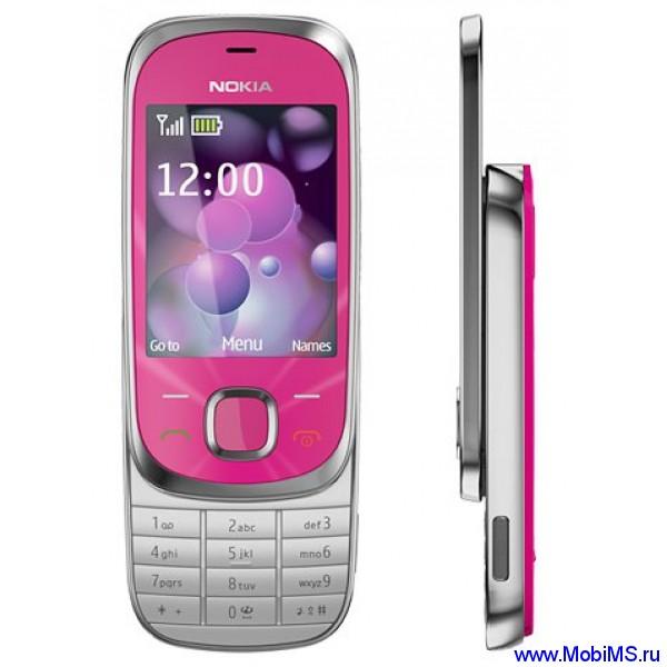 Прошивка для Nokia 7230 RM-604 Gr.RUS sw-10.81
