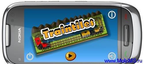 Игра Traintiles v.1.0 для Nokia Symbian S^3, Anna, Belle