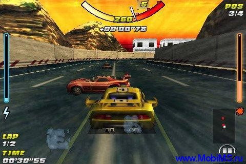 Игра Raging Thunder v3 v1.0.5 для Nokia symbian 9.1 - 9.3