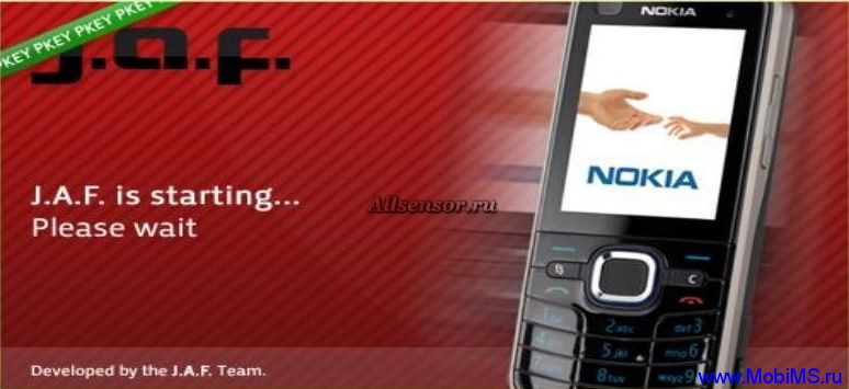 "USB-прошивка ""мертвых"" телефонов Nokia через программу J.A.F."