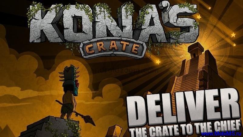 Игра Kona's Crate для Android