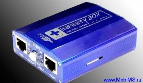 InfinityBox install BEST v1.43 - программа для прошивки и обслуживания мобильных телефонов Nokia BB5.