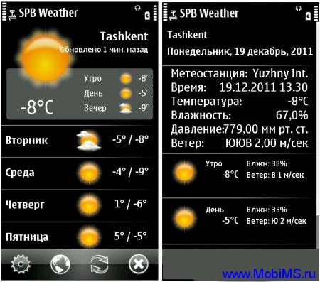 SPB Weather v2.0.1 build 782