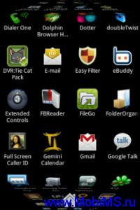 LauncherPro 0.8.4.0 для Android