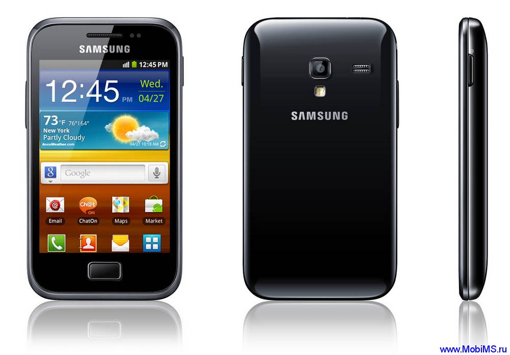 Прошивка S7500XELA2 Samsung S7500 Galaxy Ace Plus