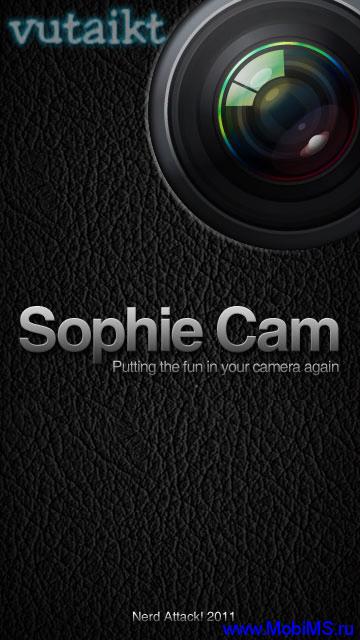 Sophie Cam - v.1.05(1) для Nokia Symbian^3
