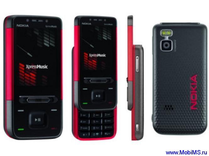 Прошивка для Nokia 5610xm RM-242 FW-10.00 Light