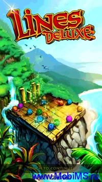 Игра LinesDeluxe v101 для Nokia Symbian 9.2, 9.3, 9.4