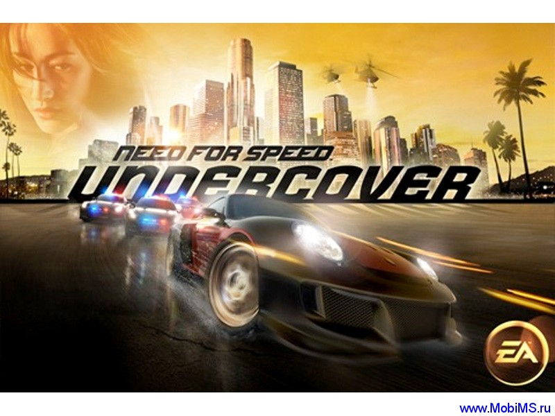Игра Need for Speed Undercove для Nokia