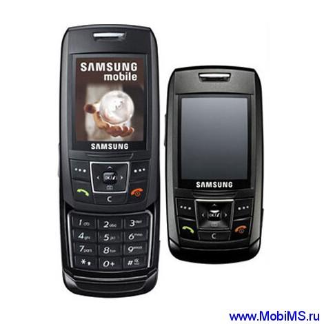 Прошивка E250DXEHE1 Samsung E250D