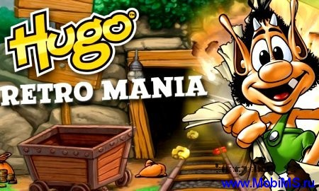 Игра Hugo Retro Mania для Nokia