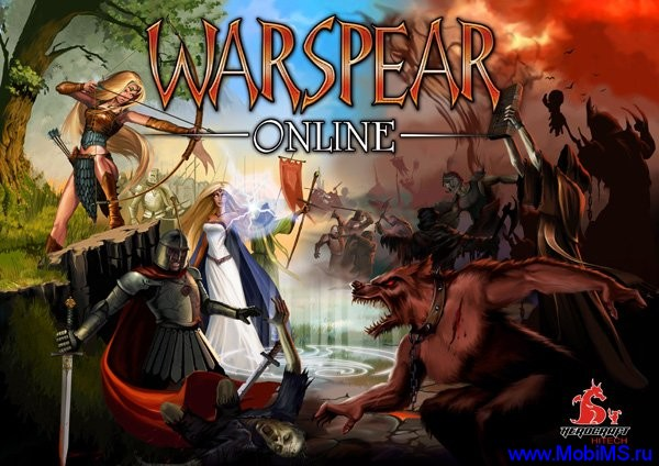 Игра New Warspear Online v.1.0.Rus для Nokia  (Symbian OS 9.1-9.4)
