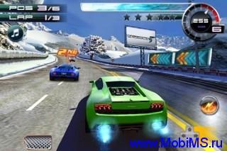 Игра Asphalt 5 для Nokia Symbian^3