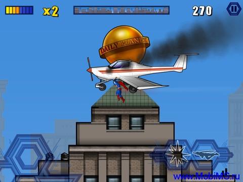 Игра SUPERMAN V1.1 для iOS