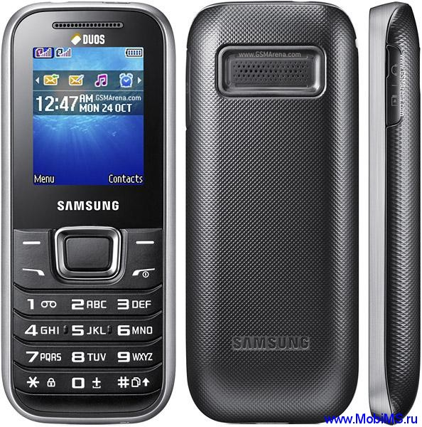 Прошивка E1232BXEKK4 для Samsung E1232B