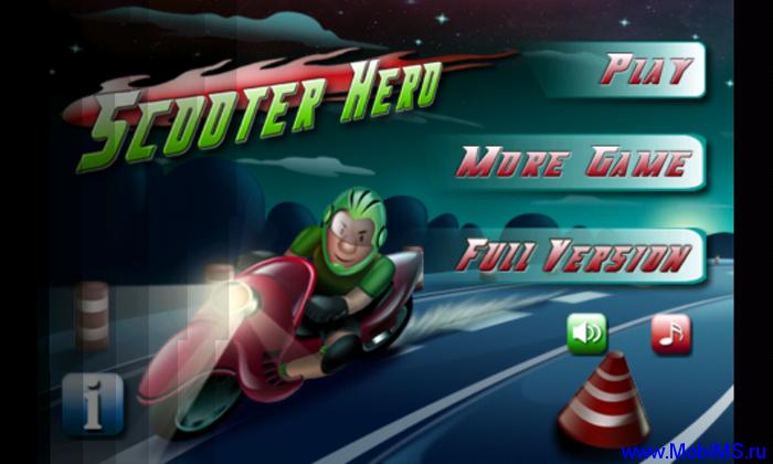 scooterhero v3.3 для Android