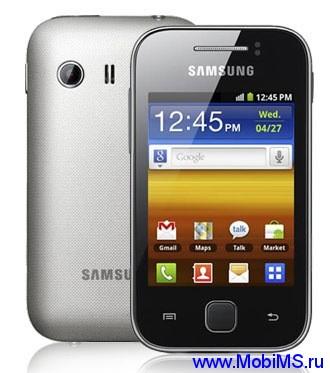 Прошивка S5360XXKK6 для Samsung S5360 Galaxy Y