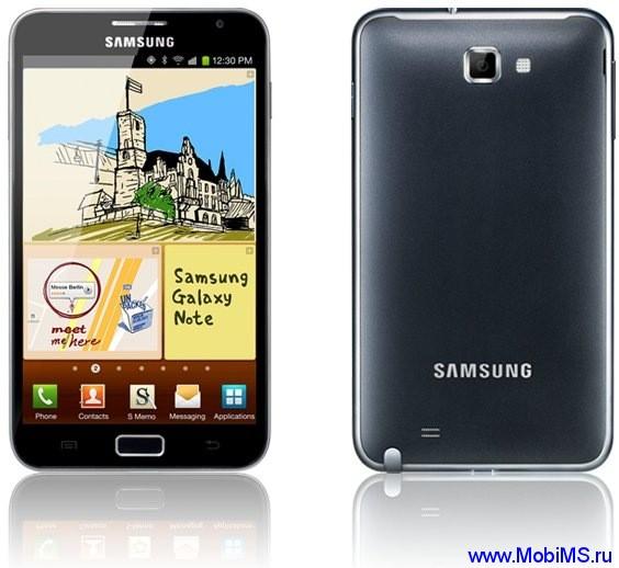 Прошивка N7000XXLA6_N7000OXELA1_N7000XXLA4_HOME.tar.md5 для Samsung GT-N7000 Galaxy Note