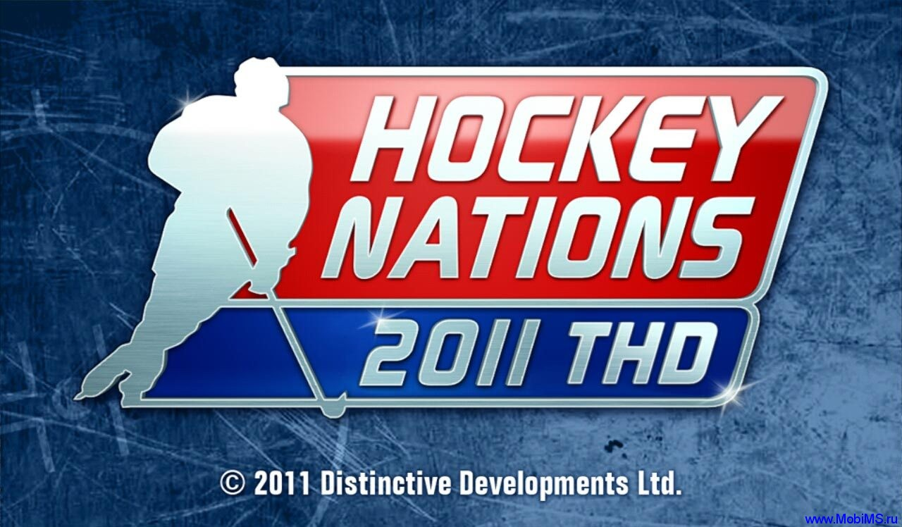 Игра Hockey Nations 2011 для Nokia Symbian 9.4 touch, ^3, Belle, Anna