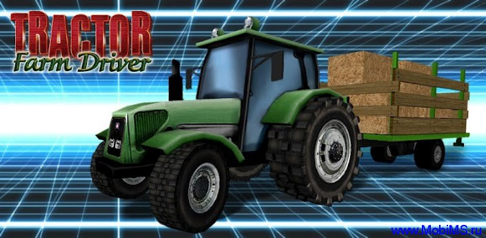 Игра Tractor: Farm Driver для Android