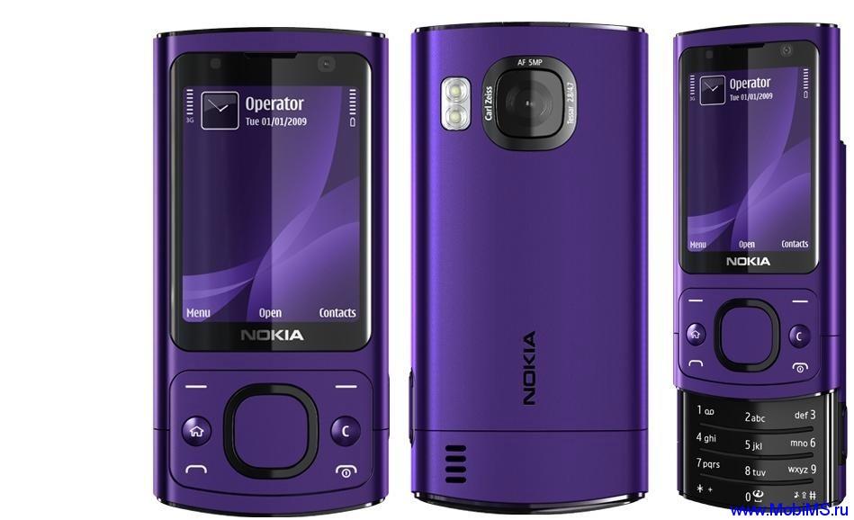 Прошивка для Nokia 6700s RM-576 Gr.RUS sw-071.004