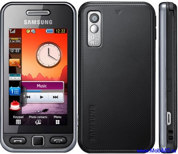 Прошивка S5230XEII4 для Samsung GT-S5230